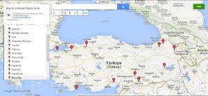 Sehenswertes Türkei