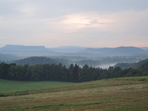Elbsandstein Panoramaweg