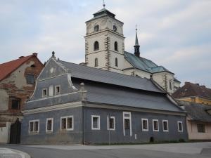 Sobotka Kirche