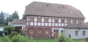 Zittau Umgebindehaus