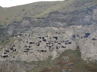 Höhlenkloster Vadzia