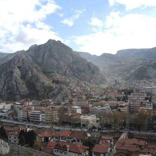 Amasya Gräber und Lage (1)