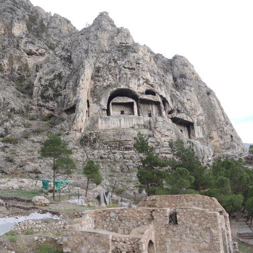 Amasya Gräber und Lage (2)