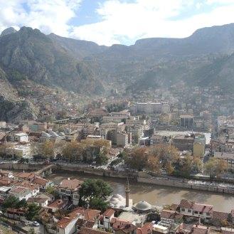 Amasya Gräber und Lage (3)