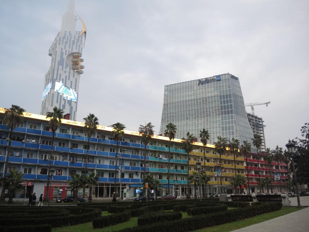 Batumi Stadt (2)