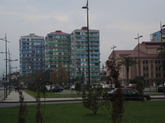 Batumi Stadt