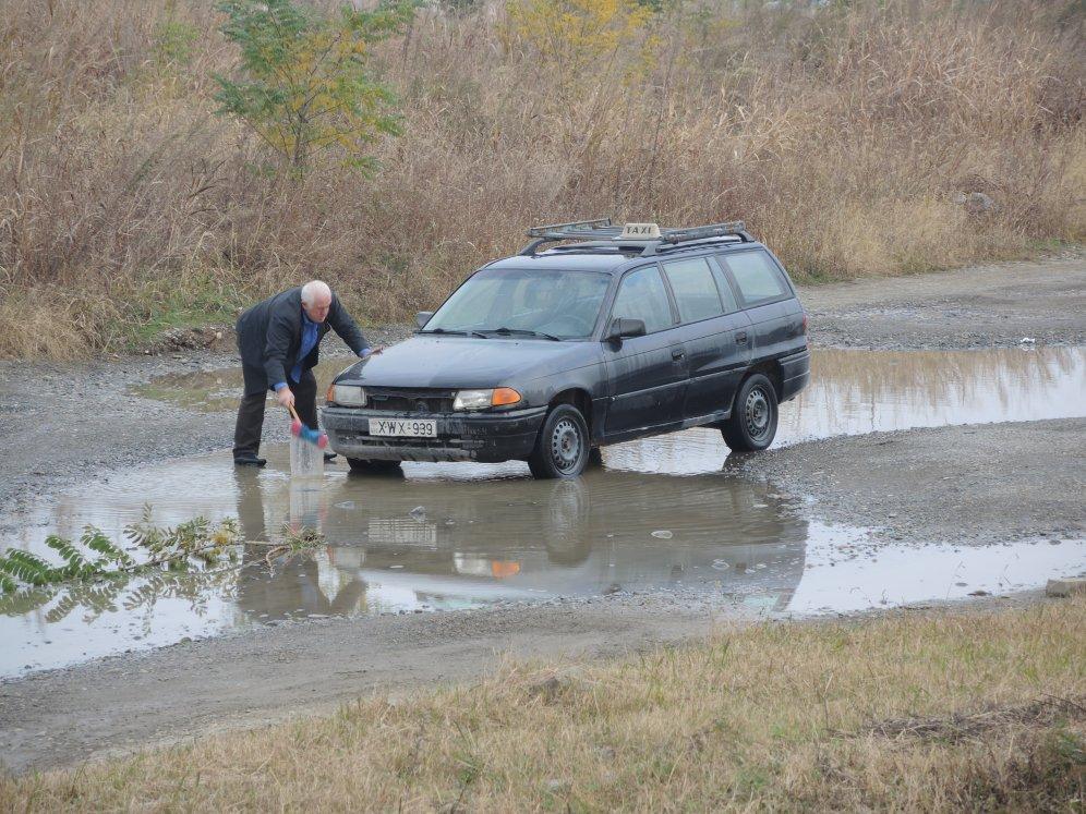 Batumi TAxifahrer (1)