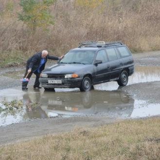 Batumi TAxifahrer