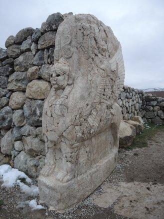 Hattusa Sphinx (1)