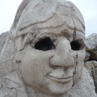 Hattusa Sphinx (2)