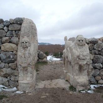 Hattusa Sphinx