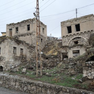Kappadokien Ihlara Stadt (3)