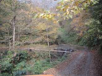 Mtirala Brücken (2)