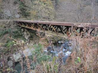 Mtirala Brücken (3)