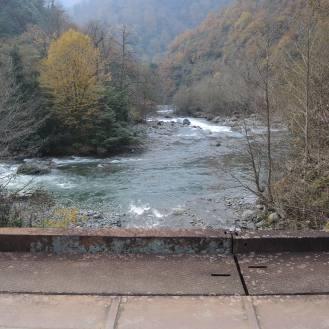 Mtirala Brücken (4)