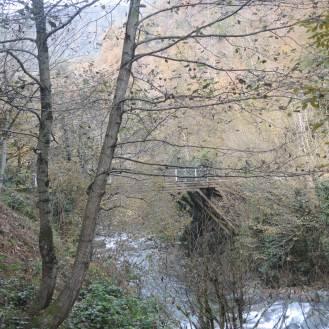 Mtirala Brücken