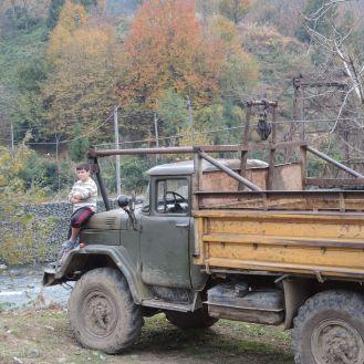 Mtirala Weg nach Batumi (2)