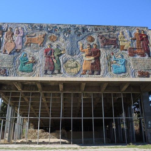 Das sozialistische Versammlungshaus