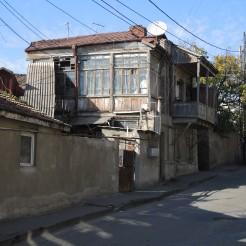 Solche Häuser werden wohl abgerissen und nicht renoviert