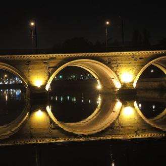 Brücke über den Mtkwari