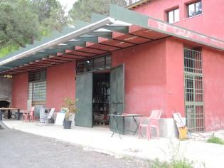 Eingang Frantoio