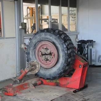 Sparti Reifenwechsel (2)