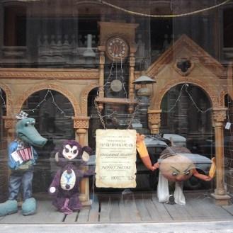 Puppen für Kaspar