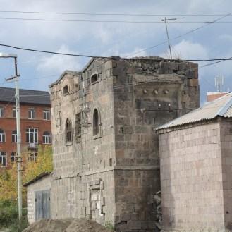 Gjumri hinter der schönen Fassade